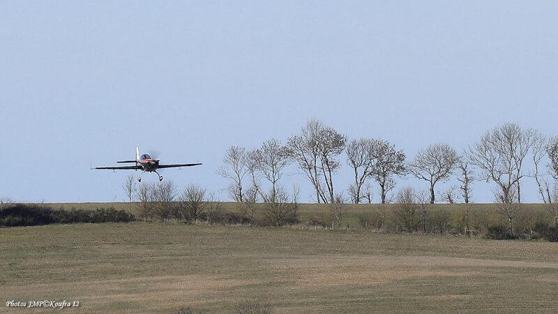 Photos JMP©Koufra 12 - La Cavalerie - Aérodrome - avion - Voltige - Extra 300 - 03032019 - 0459