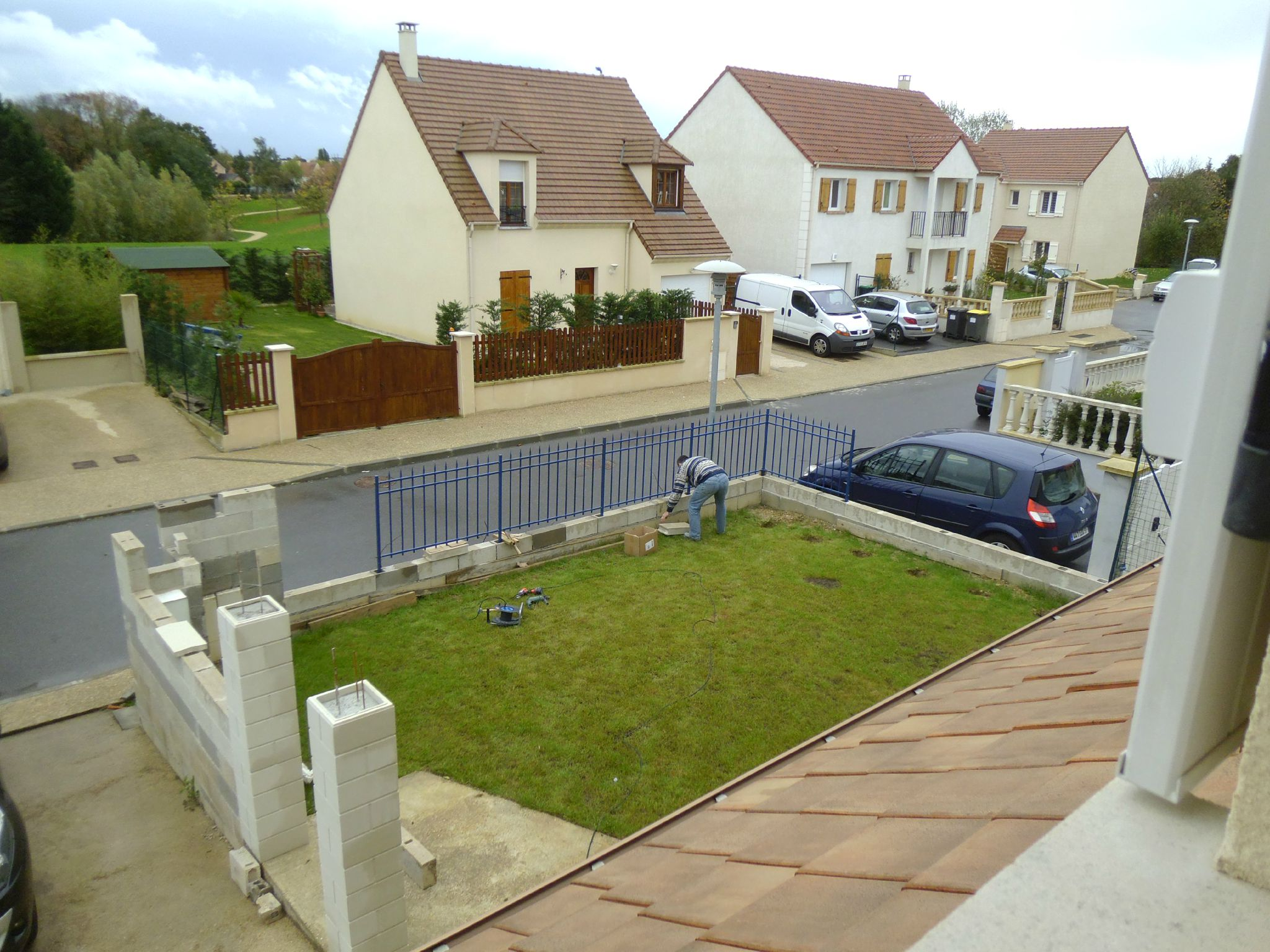 Cloturer sa maison ventana blog - Cloture de maison ...