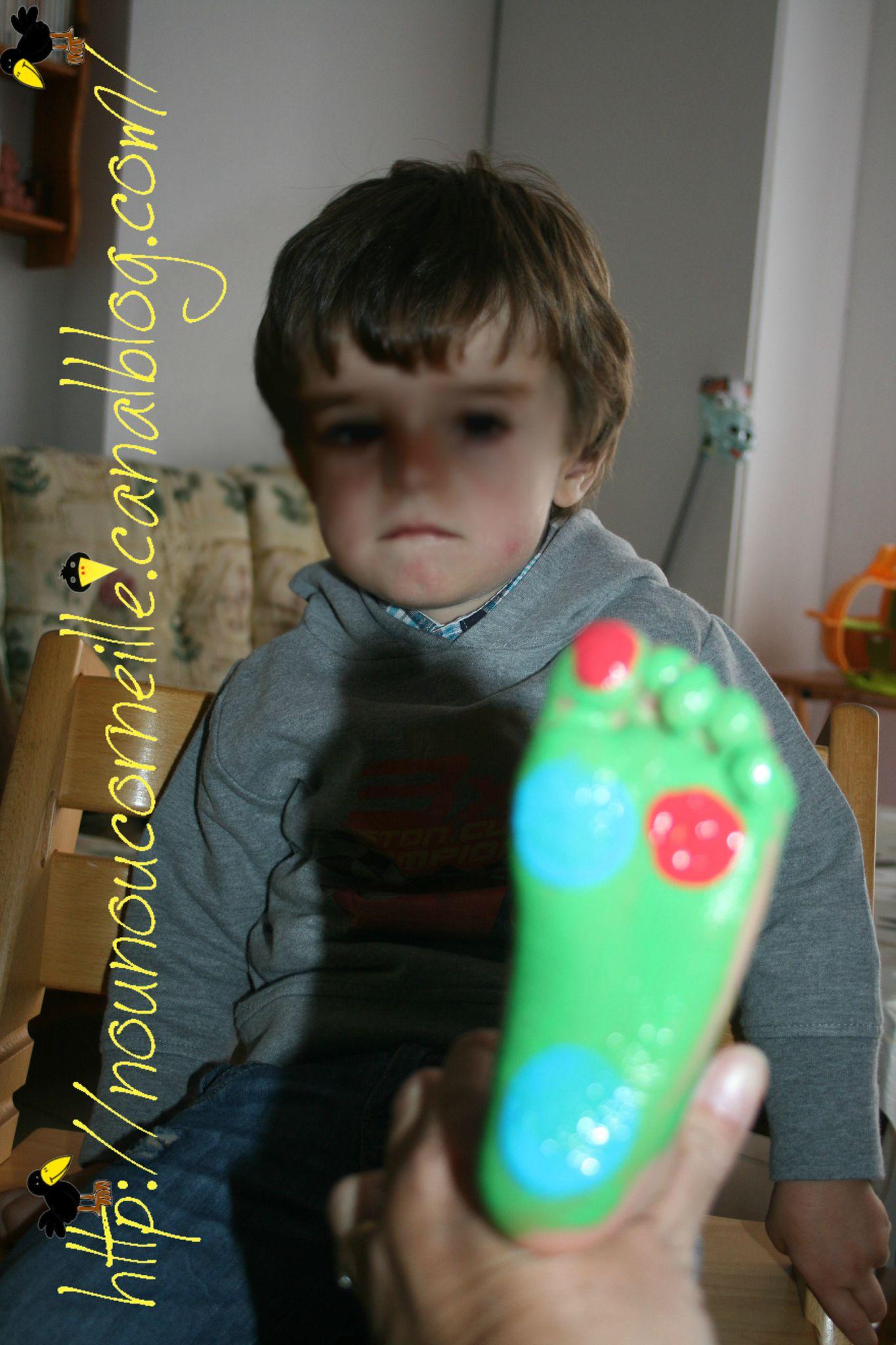 Le pied de Guilhem (2013)