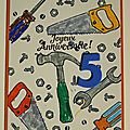 Carte anniversaire R 04
