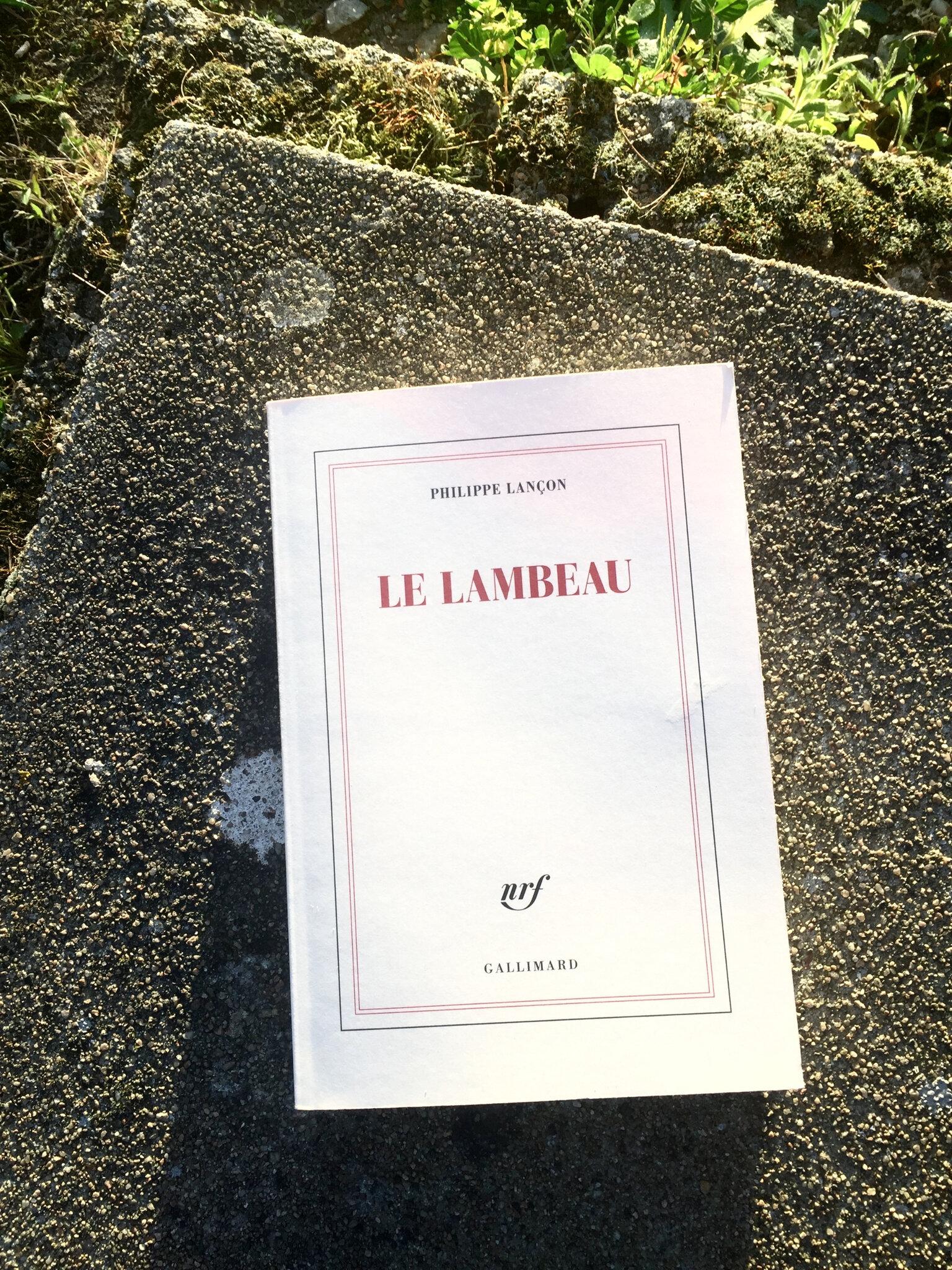 « Le lambeau » de Philippe Lançon