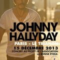 Johnny hallyday - un concert surprise dimanche à paris !