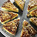 Gâteau Strudel