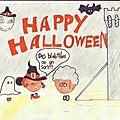 Happy halloween blablatisé.