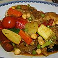 Couscous vegan