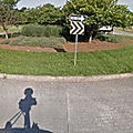 Rond-point à hagertown (maryland)