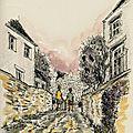 Défi n° 58 : la ruelle des morts