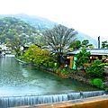 Visite guidée : arashiyama ou la tempête de printemps.