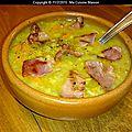 Soupe de feves au bacon (recette du livre des festins de game of thrones)