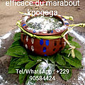 Rituel de purification efficace du marabout kpogaga