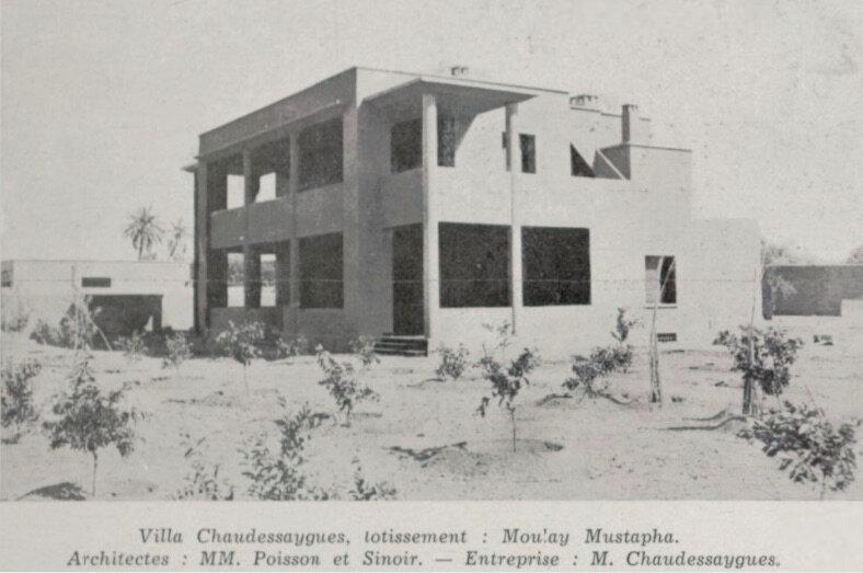 Villa-Chaudessaygues-Chantiers-1934