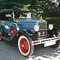 Ford model a 4door phaeton standard 1930