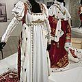 les habits de leurs majestées