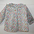 Blouse little boy 26