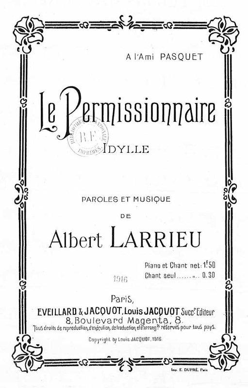 Le_Permissionnaire_Idylle_paroles_et_[