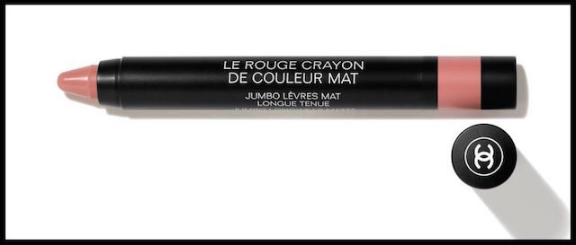 chanel rouge crayon mat 1 discretion