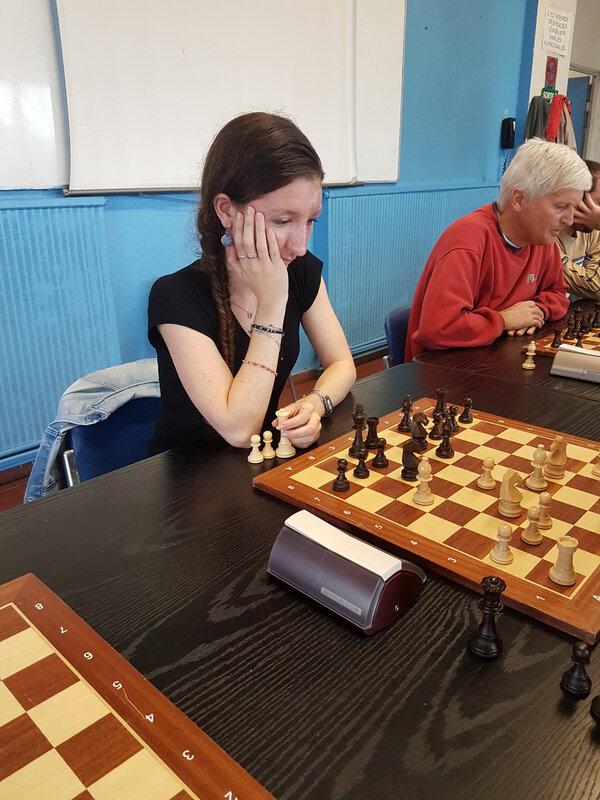 Challenge dracénois 2018 T1 (10) Stella Deluca