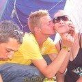 Steeve Jay (Bluster Team), Pat et Fabienne