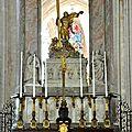 FecaTrin159Le maître-autel du début du XVIe siècle