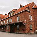 La gare de Kiruna