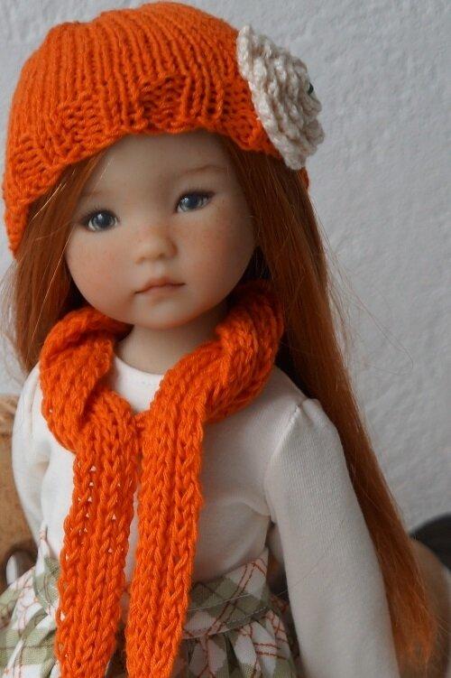 Les petites filles dans le vent - Annie , Little Darling de Dianna Effner -