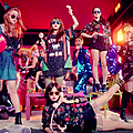 [kmusic] comeback des 4minute - whatcha doin' today music video