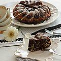 Marbré chocolat au gervita......