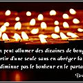 Citation de bouddha.