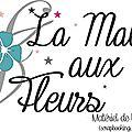 Tout beau, tout neuf....le nouveau site de la malle aux fleurs est ouvert !!!