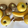 Compote pommes-kiwis:roborative!