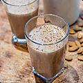 Chocolat chaud au lait d'amande