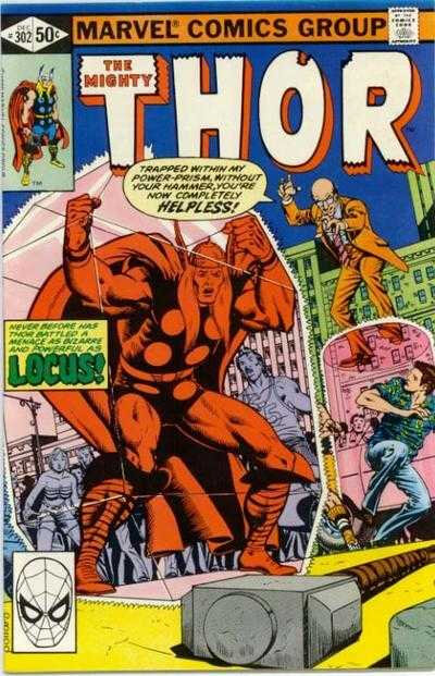 mighty thor 1966 302