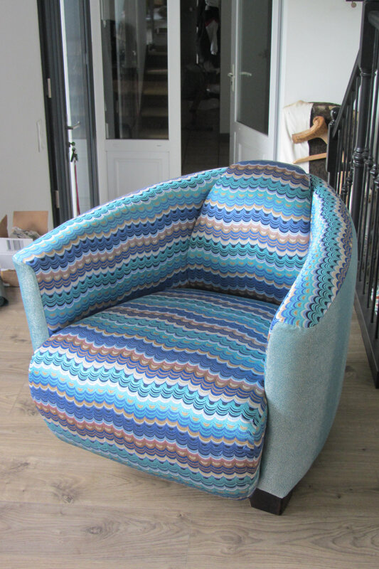 acheter du tissu à Brest côté sièges