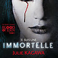 [chronique] blood of eden, tome 1: je suis une immortelle de julie kagawa