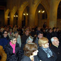 Ensemble vocal métamorphoses et le concert lorrain à l'église saint maximin le 25 septembre 2010