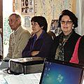 reunión de la Organización