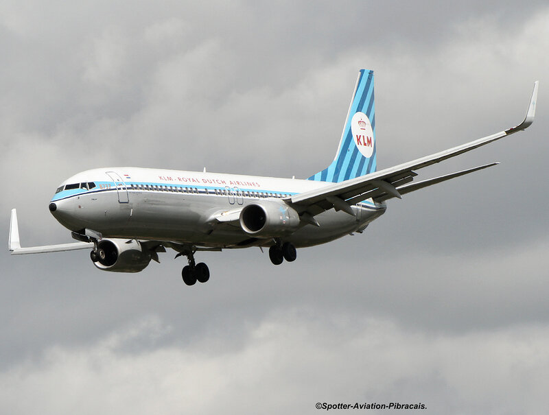 KLM-Royal Dutch Airlines