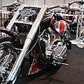 Superbe Harley en expo