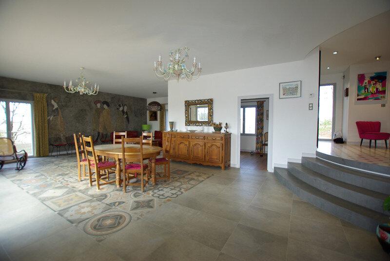 Maison-à-vendre-en-Dordogne-Séjour