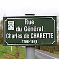 Vieillevigne (44), rue du General Charles de Charette 1796-1848