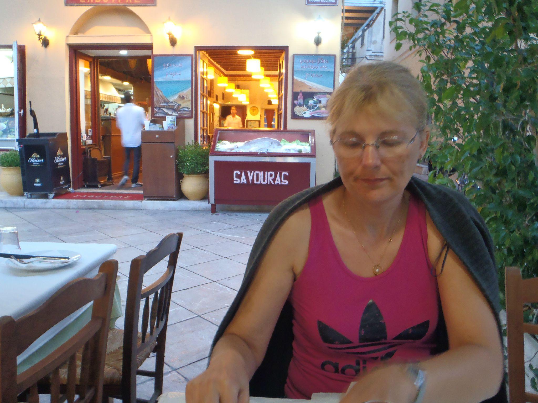 grece nauplie restaurant savoraz