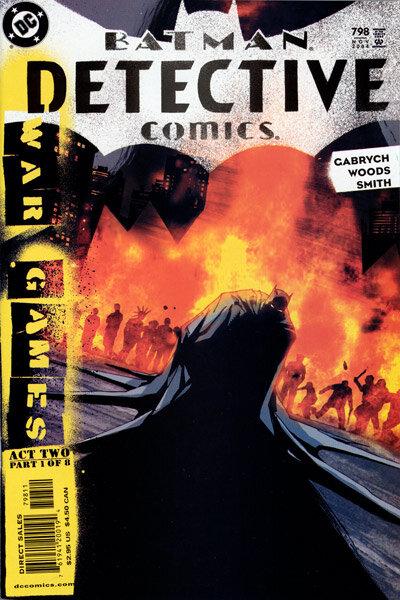 detective comics 0798