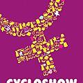 Atelier cycloshow le 10 octobre : n'oubliez pas de vous inscrire