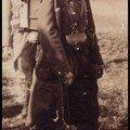 Un jeune piou parti en 1914