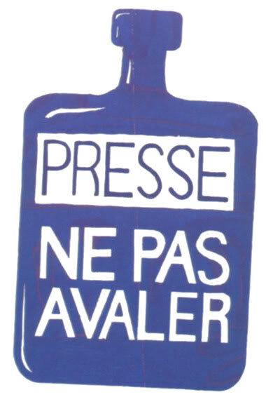mai 68 presse ne pas avaler