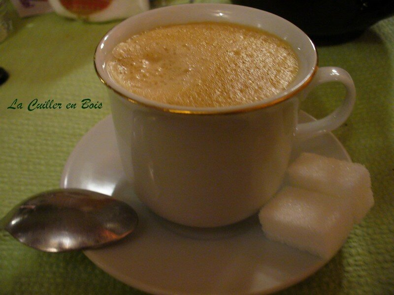 Orietta - 1er café 2008
