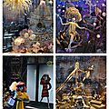 Paris vitrines Noel Printemps 2