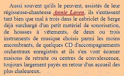 Remy Laven- maison de retraite