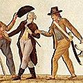Les journées de juillet 1789 à mamers.