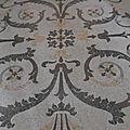 Les mosaïques de l'ermitage à saint petersbourg